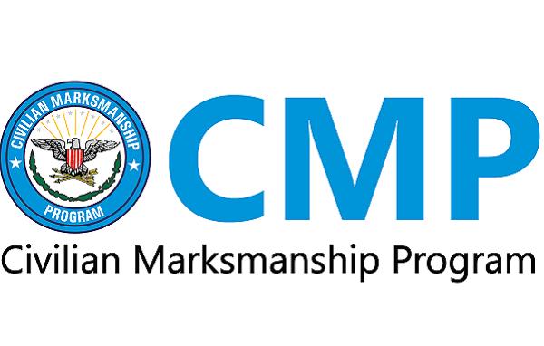 The logo for the Civilian Marksmanship Program