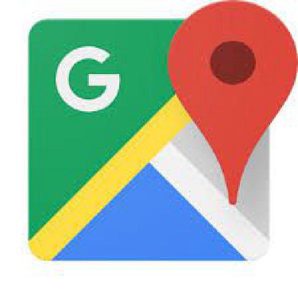 Google Maps navigation icon