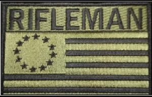 Project Appleseed Rifleman patch logo