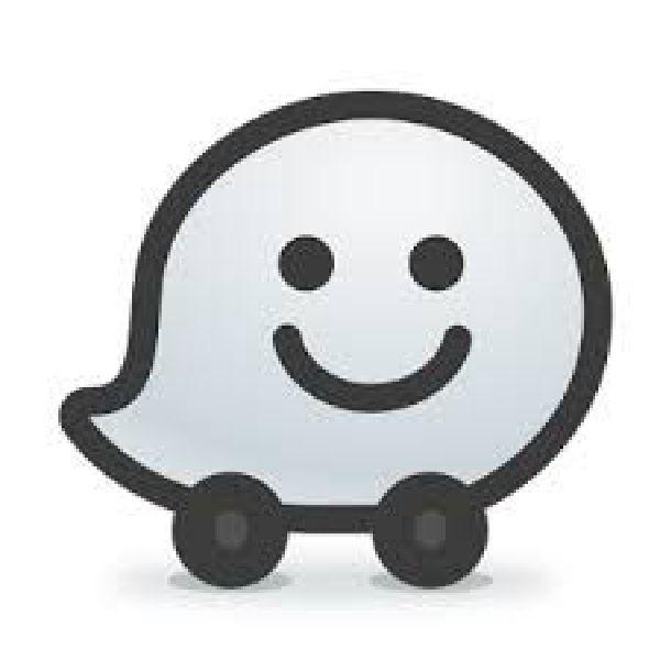 Waze navigation icon